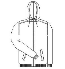 South Hills Academy Rain Jacket