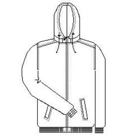 Universal SS. Felicitas & Perpetua (SSFP) Rain Jacket