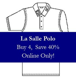 La Salle Ladies Polo