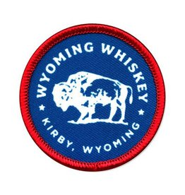 ProCorp Images Wyoming Whiskey Patch