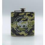 TrueBrands Camo Buffalo Flask