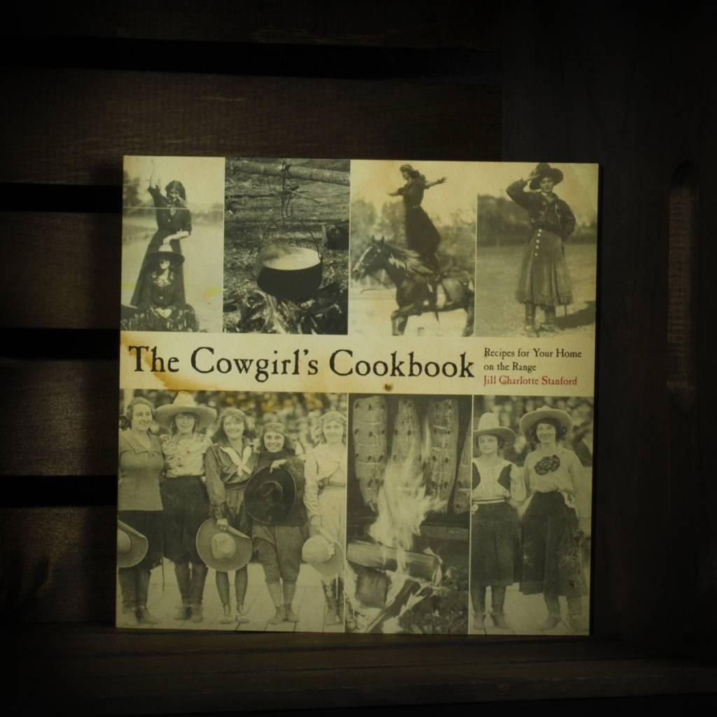 Globe Pequot Press The Cowgirl's Cookbook