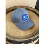 captuer Grey Snapback Ball Cap