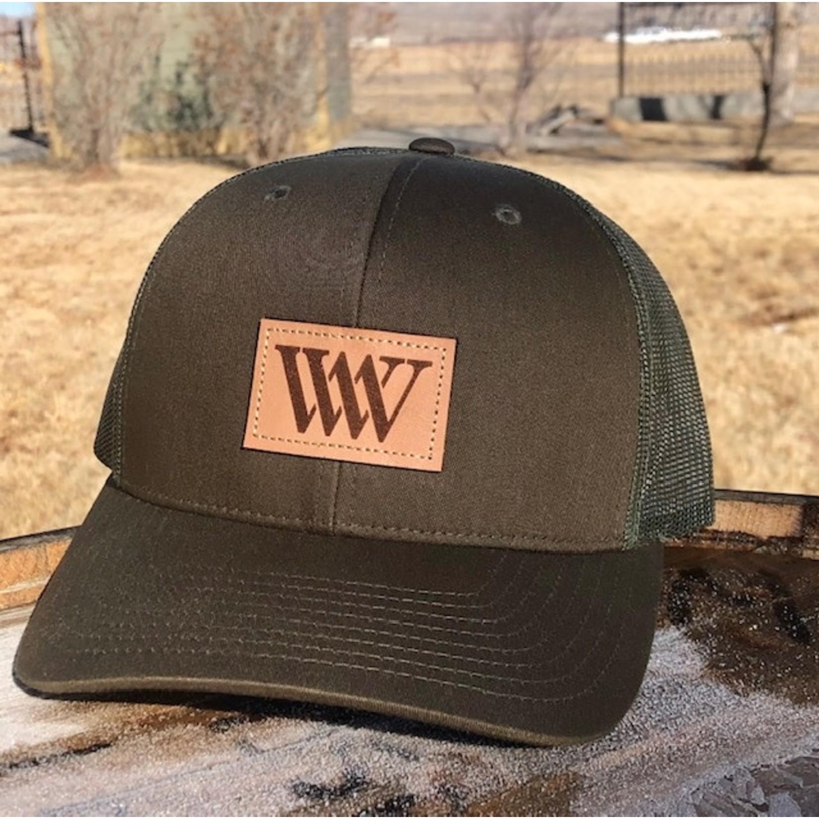 Loden Snapback Hat