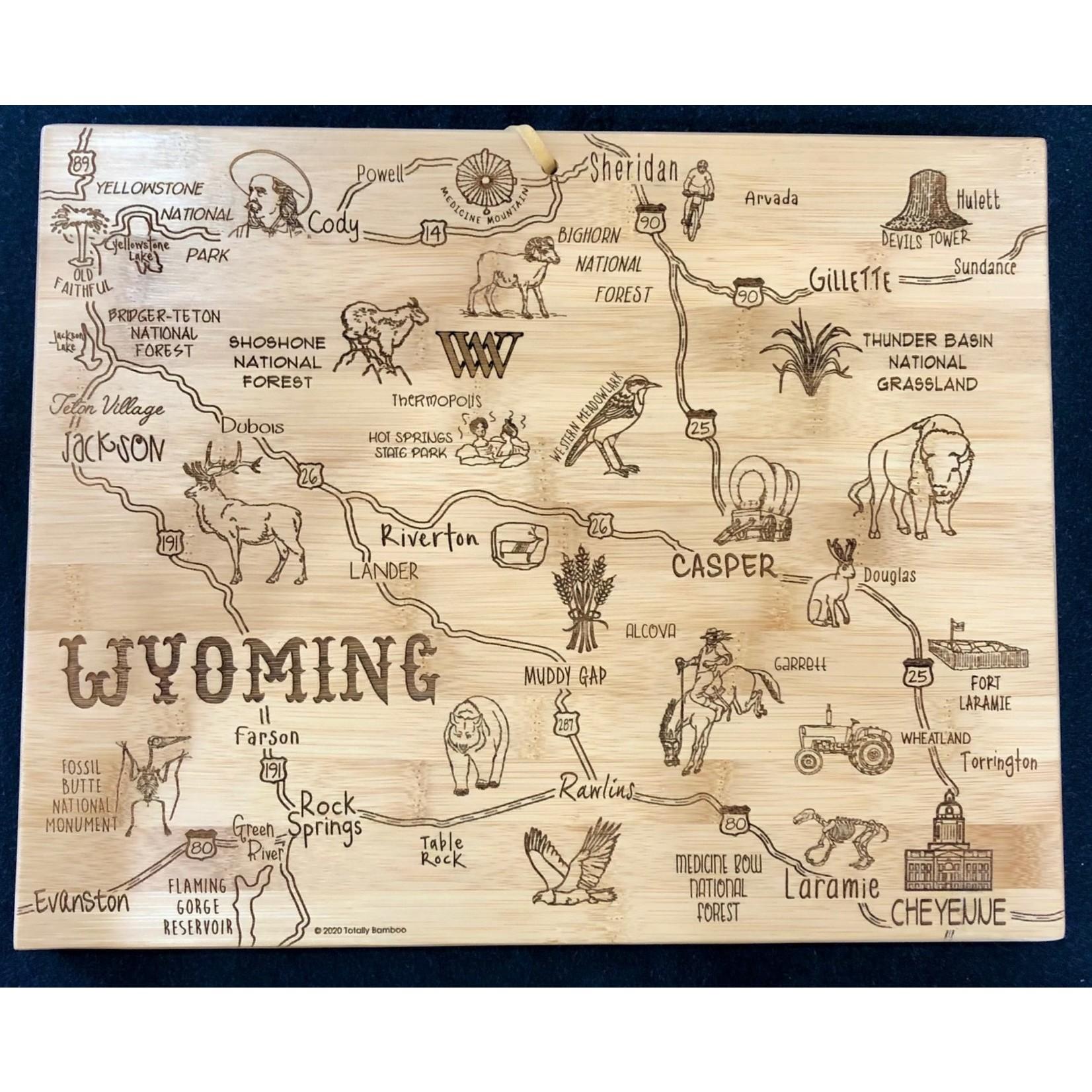 Wyoming Cutting Board