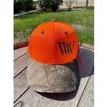 Realtree Blaze Orange Hat