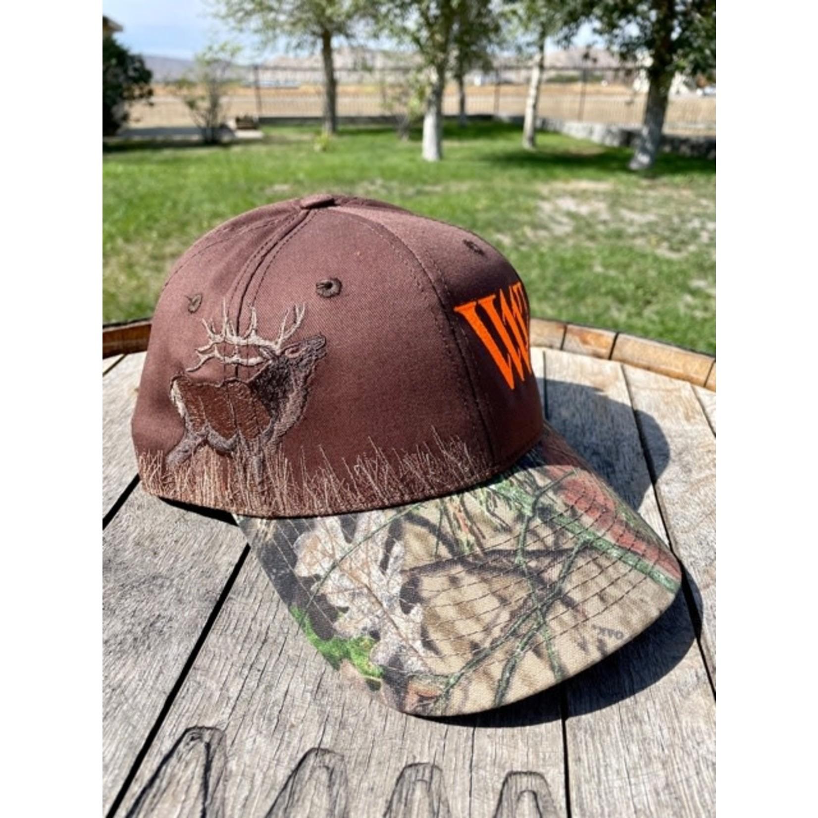 Mossy Oak Elk Hat