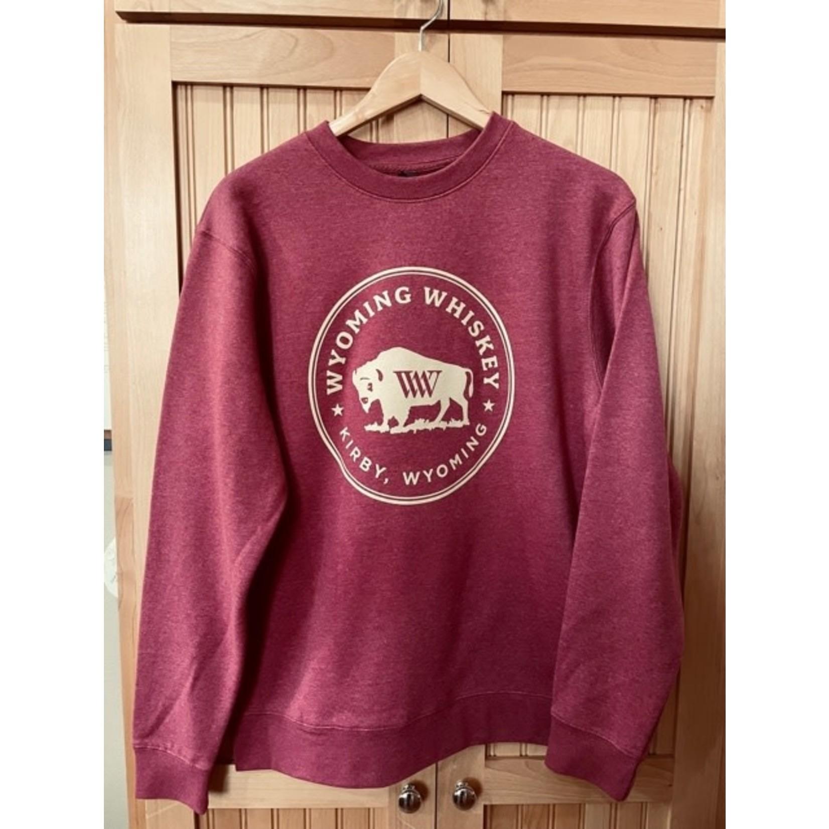 Buffalo Seal Crew Sweatshirt