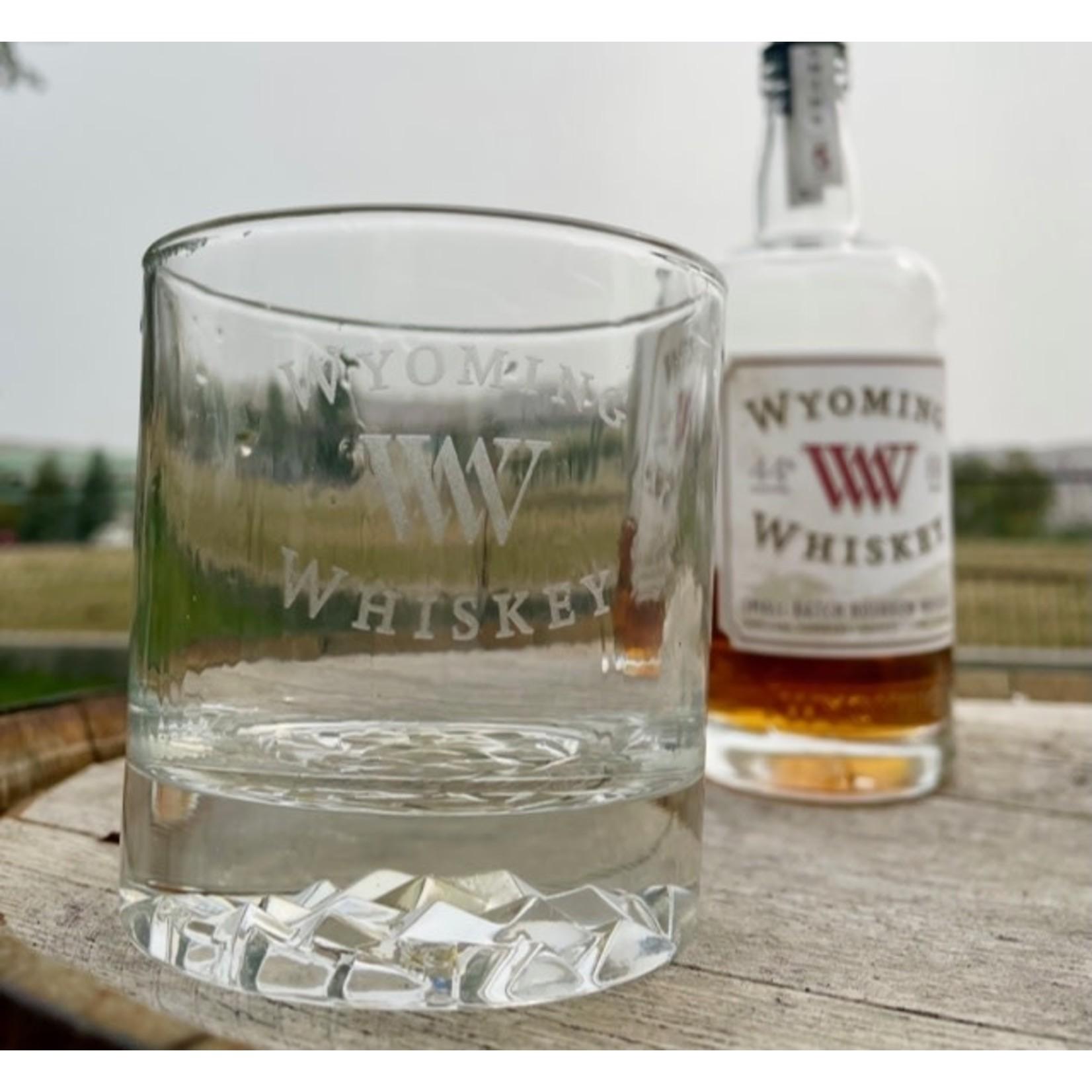 Denver Rocks Glass