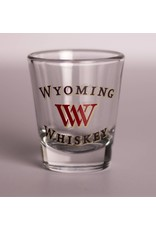 Boelter Boelter Wyoming Retailer Whiskey Shot Glass