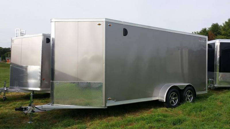 Legend Enclosed Trailers