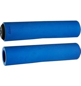 ODI ODI F-1 Float Grips 130mm Blue