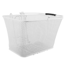 Sunlite Mesh Lift-Off Front Basket White 14.5x8.5x7 w/Bracket