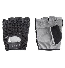AERIUS Retro Gloves Mesh Large Black