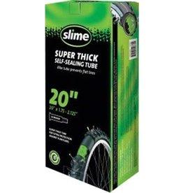 Slime 20x1.75-2.125 Slime Thick Smart Tube, Schrader Valve