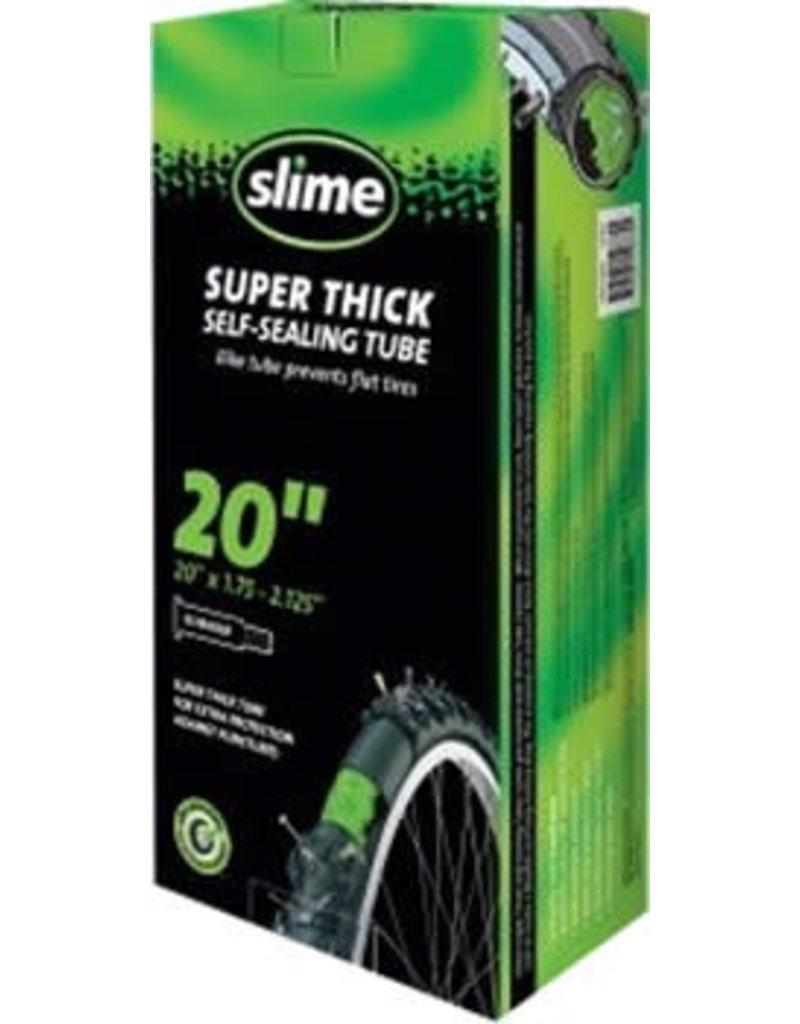 """Slime Slime Thick Smart Tube 20"""" x 1.75-2.125"""", Schrader Valve"""