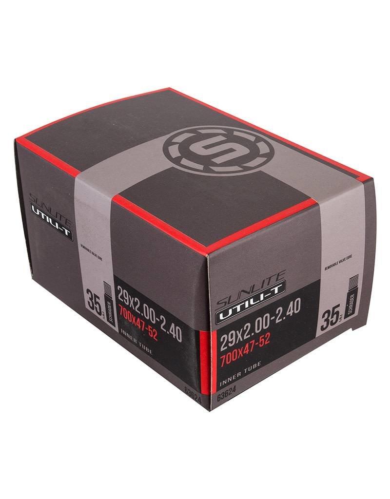 Sunlite UTILI-T 29x2.00-2.40 (700x47-52) Schrader Valve 35mm