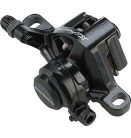 Shimano Shimano Tourney BR-TX805 Disc Brake Caliper with Resin Pads Front or Rear