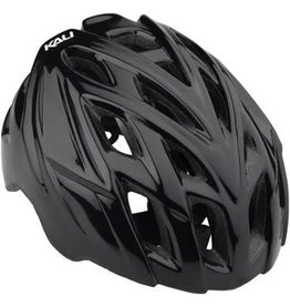 Kali Protectives Kali Protectives Chakra Mono Helmet: Solid Gloss Black LG/XL