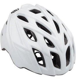 Kali Protectives Kali Protectives Chakra Mono Helmet: Solid Gloss White SM/MD