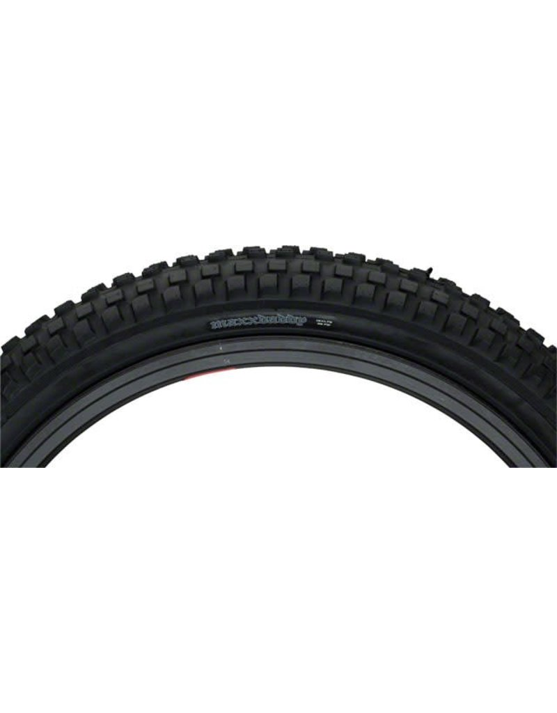 Maxxis 16x1.75 Maxxis MaxxDaddy Tire, Wire, 60tpi, Single Compound, Black