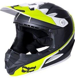 Kali Protectives Kali Protectives Zoka Helmet: Dual Block Matte Lime LG