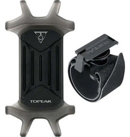 "Topeak Topeak Omni RideCase for 4.5"" to 5.5"" Phones w/ adj strap mount black"