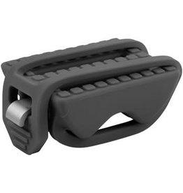 Nite Ize HandleBand Universal Smart Phone Stem/Bar Mount, Gray (Charcoal)