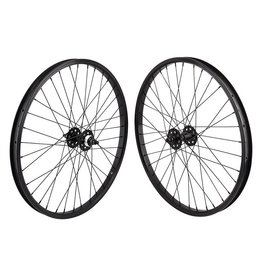 SE BIKES 24x1.75 (507x24) SE Bikes Black 36h 1s Freewheel Sealed 3/8 110mm