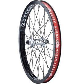 Odyssey Odyssey Hazard Lite Front Wheel Black