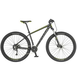 Scott 2019 Scott Aspect 740 black/green (CN) Medium