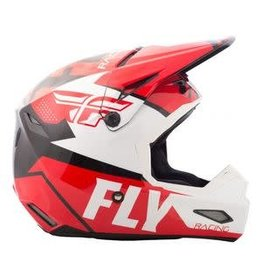 Fly Racing Fly Elite Vigilant Helmet Red/Black Medium