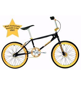 Kuwahara 2019 Kuwahara KZ-01 Retro USA Only Special Edition Black BMX Bike
