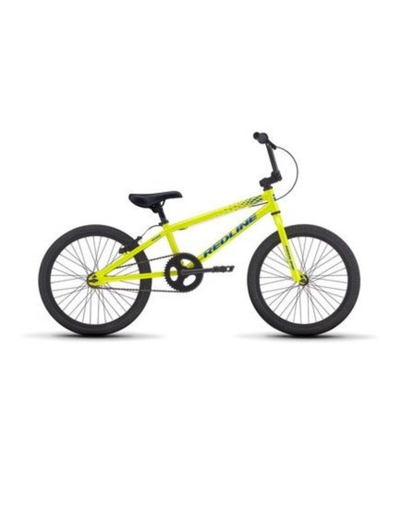 "Redline 2018 Redline Roam 20"" BMX Bike Green"