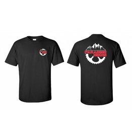 """Paradise Bikes Paradise Bikes """"Logo"""" T-Shirt Black"""