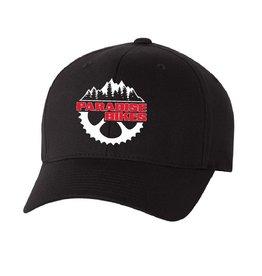 Paradise Bikes Paradise Bikes Hat FlexFit Black
