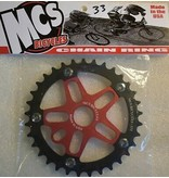 MCS MCS Alloy Spider and Chainring Combo 33T