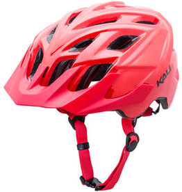 Kali Protectives Kali Chakra Solo Helmet: Solid Red, LG/XL