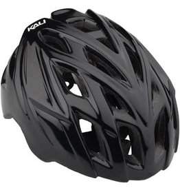 Kali Protectives Kali Protectives Chakra Mono Helmet: Solid Gloss Black SM/MD