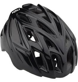 Kali Protectives Kali Protectives Chakra Solo Helmet: Solid Black LG/XL