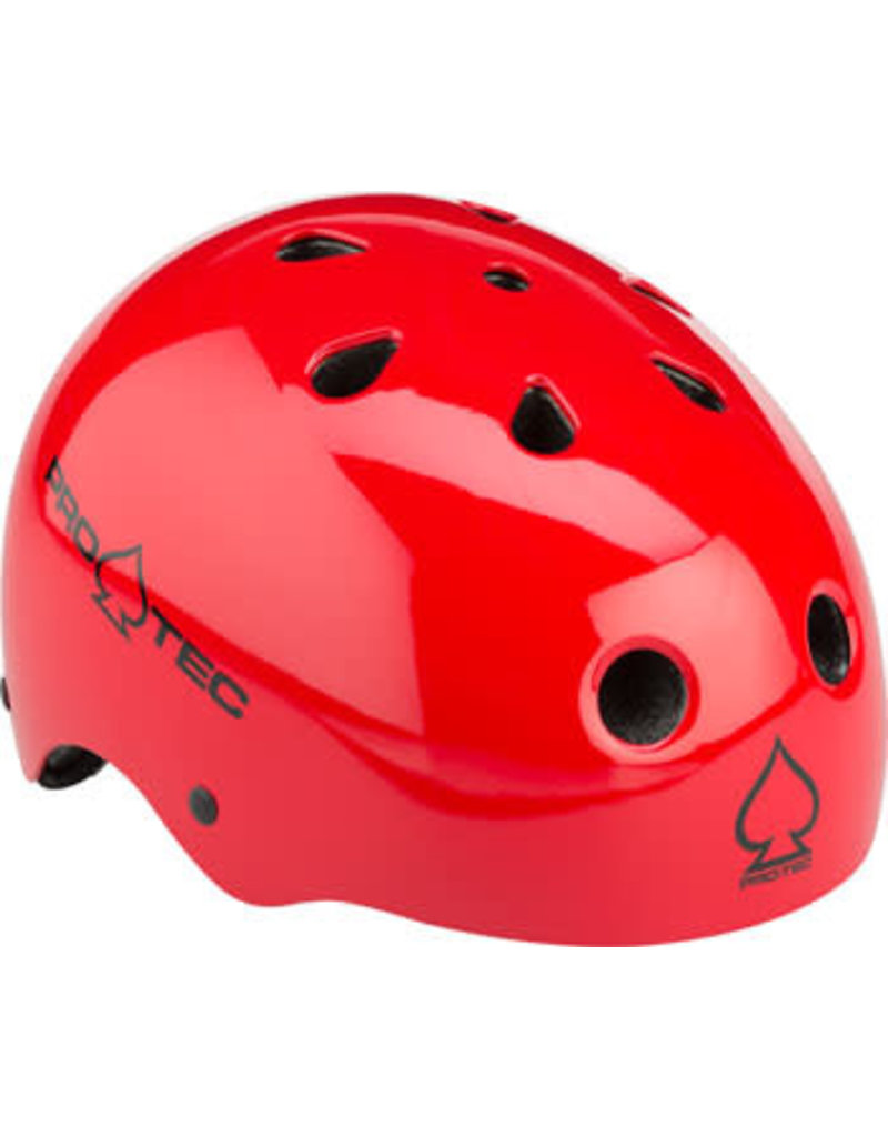 Pro-tec Pro-Tec Classic Helmet: Gloss Red, XL