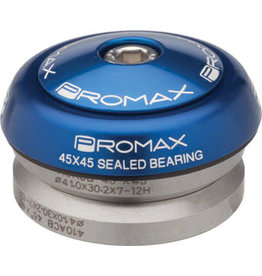 "Promax Promax IG-45 Alloy Sealed Integrated 45x45 1-1/8"" Headset Blue"