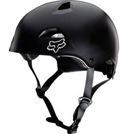 Fox Racing Fox Racing Flight Sport Helmet: Black SM