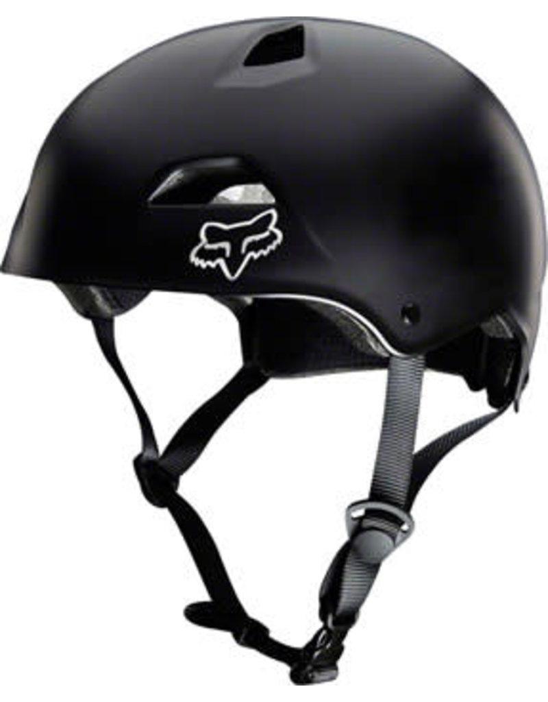 Fox Racing Fox Racing Flight Sport Helmet: Black SM