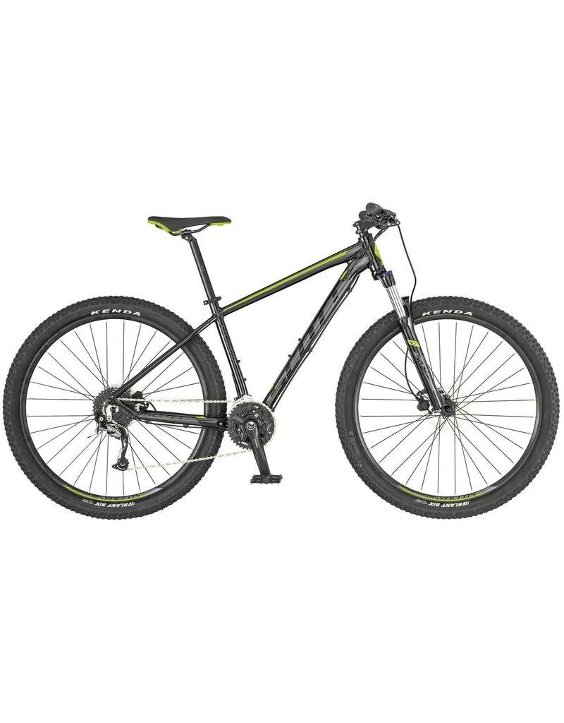 Scott 2019 Scott Aspect 940 black/green (CN) Large 29er
