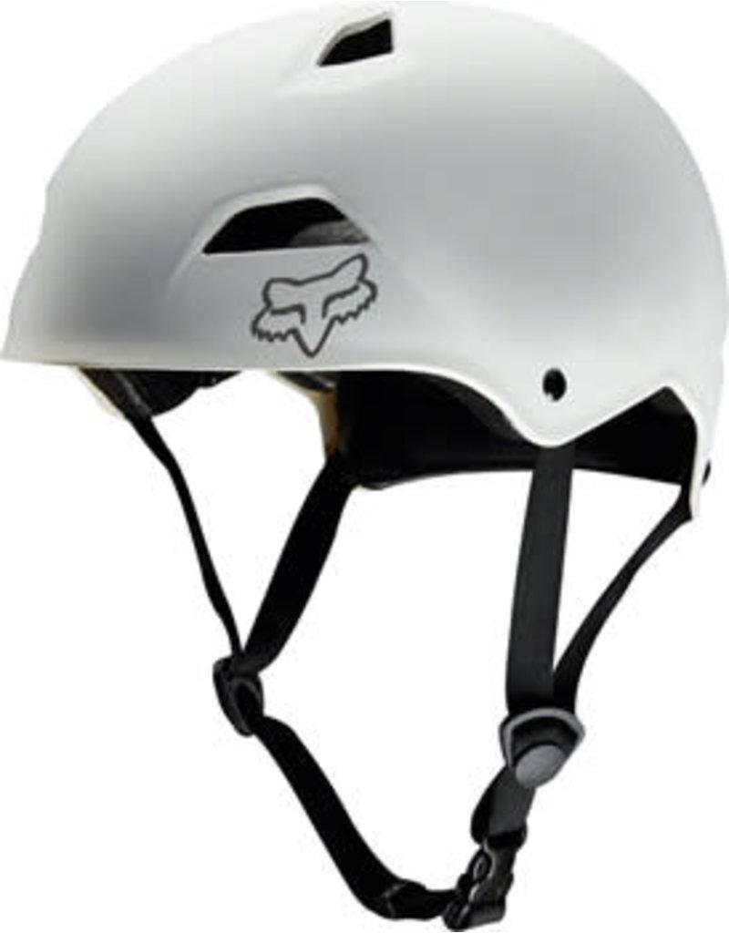 Fox Racing Fox Racing Flight Sport Helmet: Cloud Gray MD