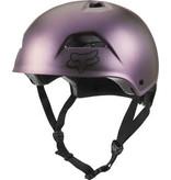 Fox Racing Fox Racing Flight Sport Helmet: Black Iridium, Small