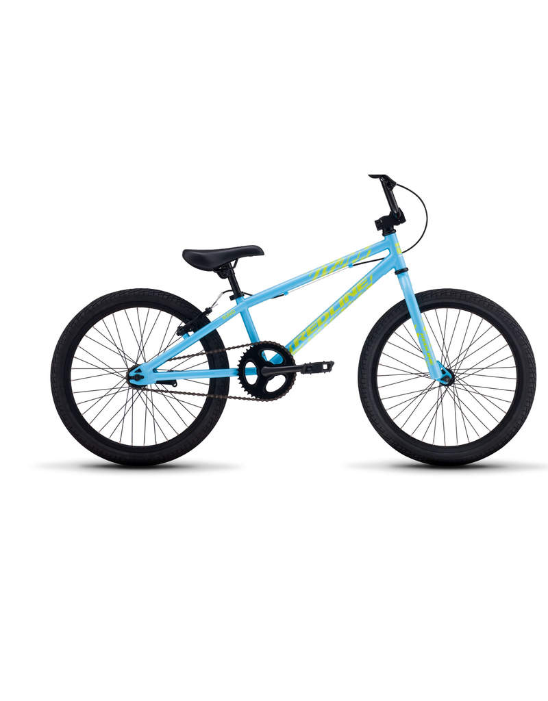 Redline 2018 Redline Raid BMX Bike Coaster Brake Blue 20""
