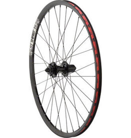 "DMR DMR Pro 26"" Rear Wheel, 9 Speed 10mm/135mm 6-Bolt Disc 32h Black"