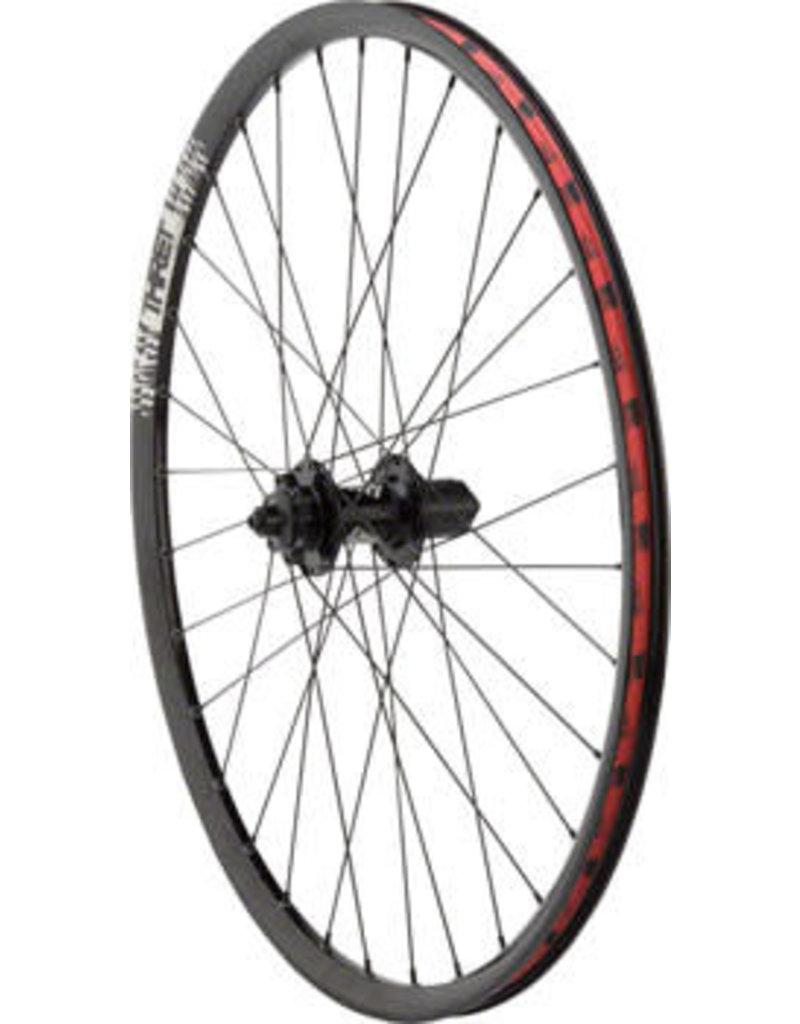 "DMR DMR Pro 26"" Rear Wheel, 9 Speed 10mm/135mm 6-Bolt Disc 32h Black"